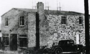 Pegasus Coffee House History - Anderson Hardware Store on Bainbridge Island - 1930's