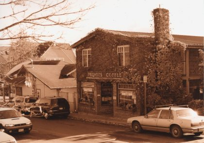 Pegasus Coffee House - 1990's