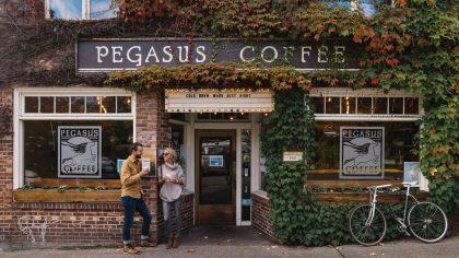 Pegasus Coffee House - Bainbridge Island