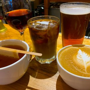 Pegasus Coffee Tea Wine Beer Drinks