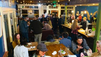 Pegasus Events - First Friday - April 2019