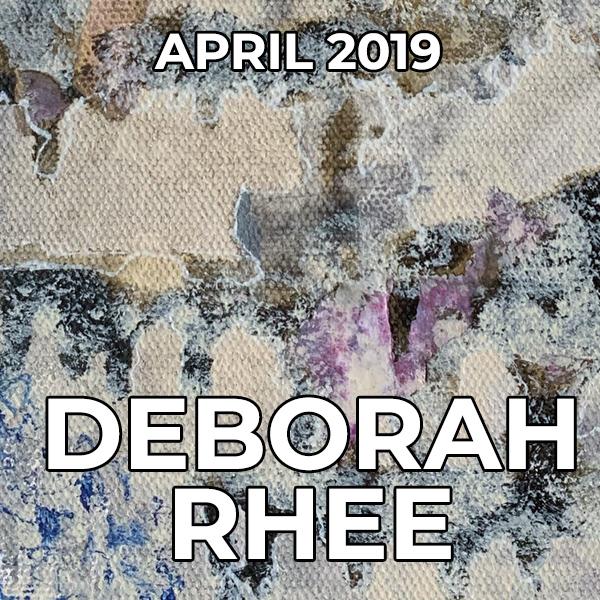 Deborah Rhee - Pegasus Artist of the Month - April 2019