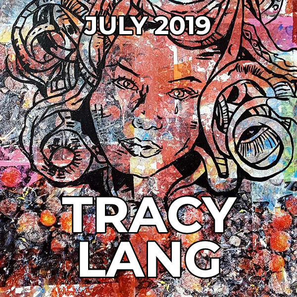 Tracy Lang - Pegasus Artist of the Month - July 2019