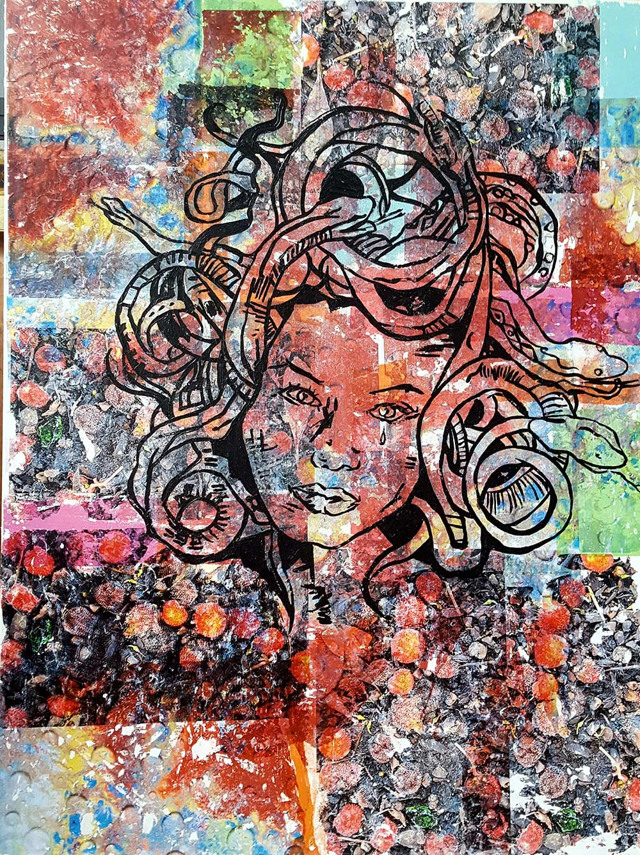 Tracy Lang - Medusa