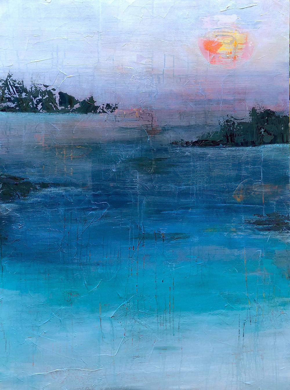 Diane Walker - Evening Shores