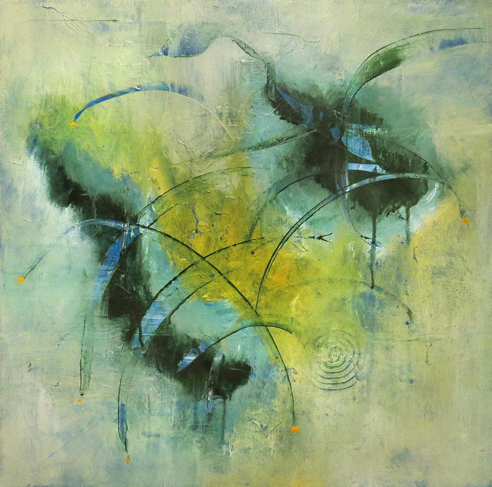 Diane Walker - Gooseneck Pond