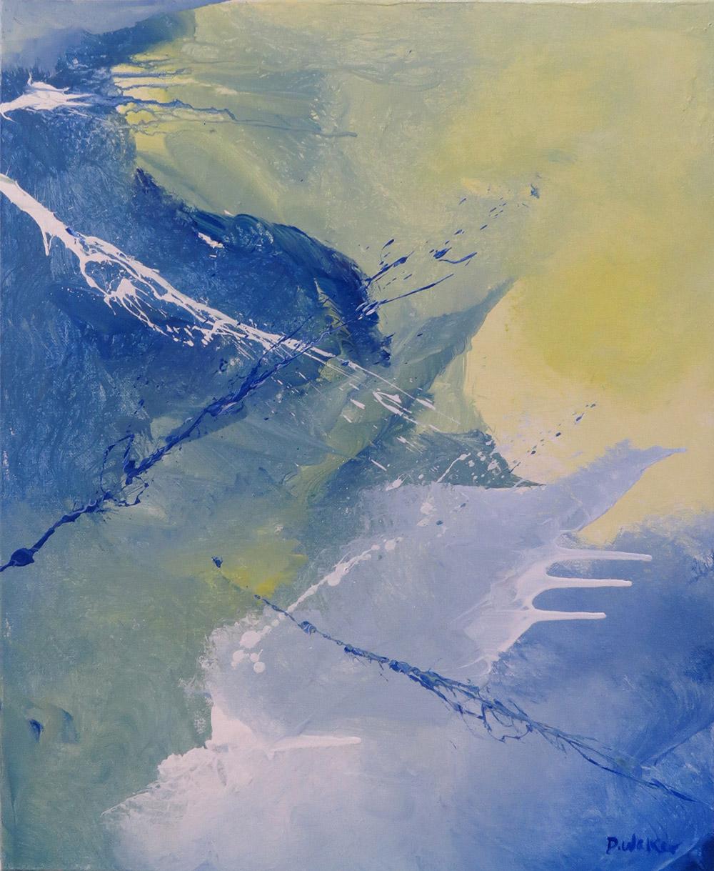 Diane Walker - Making A Splash