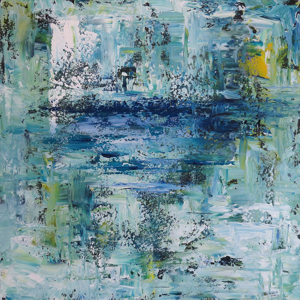 Diane Walker - On Blackwater Pond