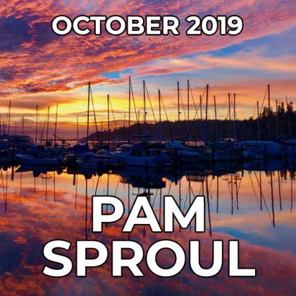 Pam Sproul - Pegasus Artist of the Month