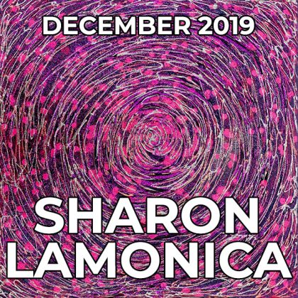Sharon LaMonica - Pegasus Artist of the Month - December 2019