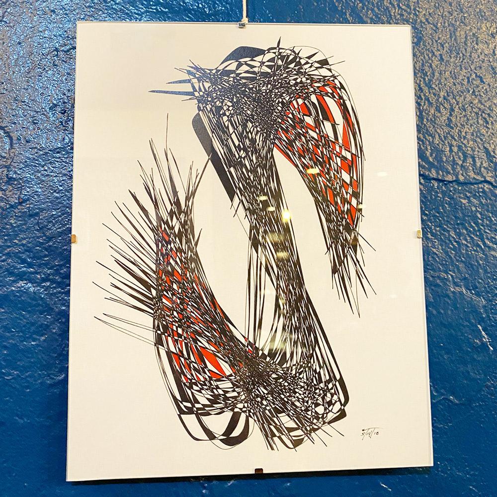 Matt LaCross - Continuous Ink - 51418