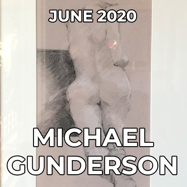 Michael Gunderson - Pegasus Artist of the Month - June 2020