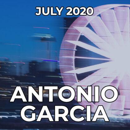 Antonio Garcia - Pegasus Artist Of The Month - July 2020